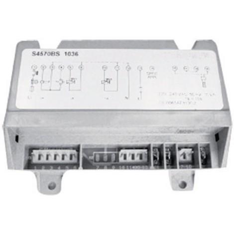 Coffret ho S4570LS1026B SBK 14-18 K / DIEMATIC-M DELTA Réf. 95325289