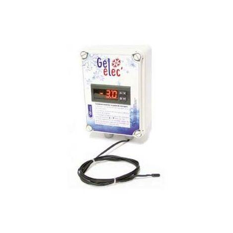 Coffret Hors Gel digital GEL'ELEC avec sonde WA