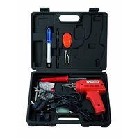 Coffret kit de soudure fer + pistolet + accessoires RX