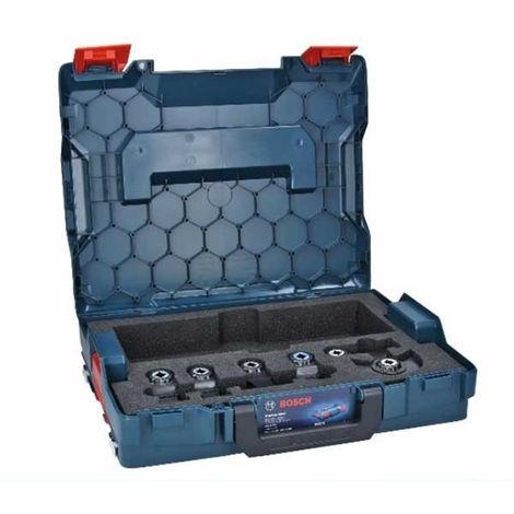 Coffret L-BOXX de 45 lames BOSCH STARLOCK bois et métal - 06159975V0