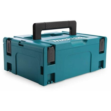 Coffret empilable robuste Makpac Taille 2 - Makita 821550-0