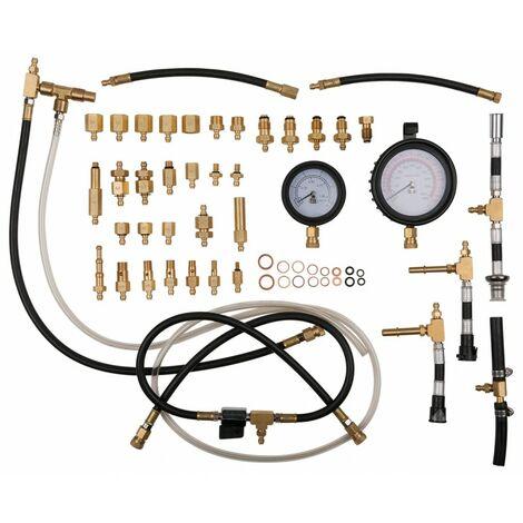 Coffret Master de contrôle de pression Injecteurs