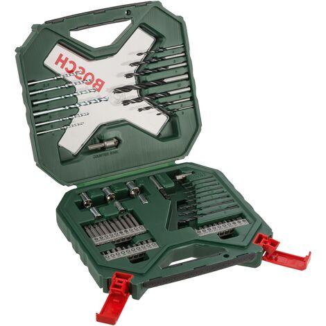 Coffret mèches et embouts Bosch X-line 60 pcs