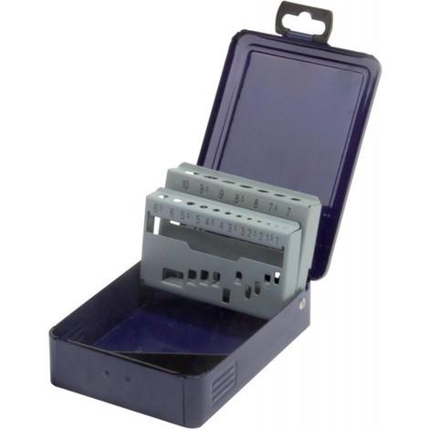Coffret métalique vide 1-13,0 25tl FORTIS