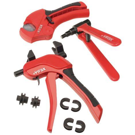 Coffret mini sertisseuse axiale 12-16-20 et PC32