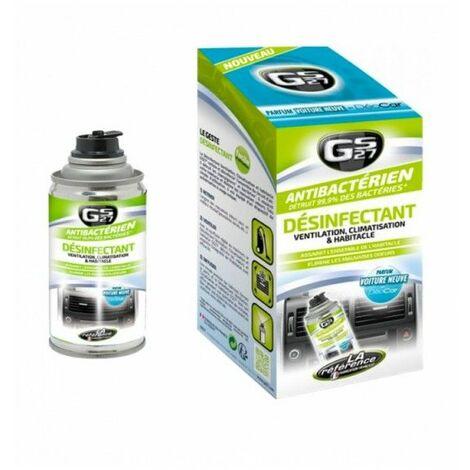 Coffret nettoyant climatisation new car - GS27