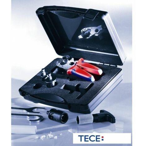 Coffret outillage TECE Logo - Coffret outillage ø 16 à 25 - coupe tube-calibreur chamfreineur 16 à 25