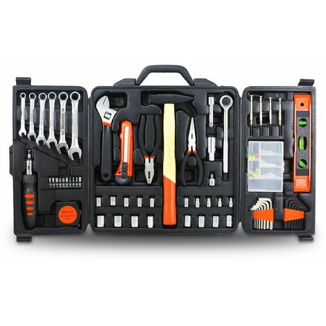 Coffret outils 160 pcs - Work Men
