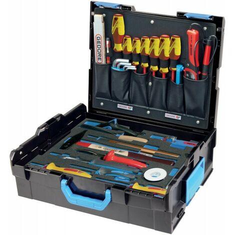Coffret outils pour électricien 36 pièces L-Boxx 136 Gedore