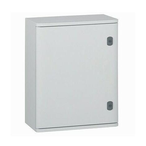 Coffret polyester Marina - Avec porte opaque - H 1200mm - IP66