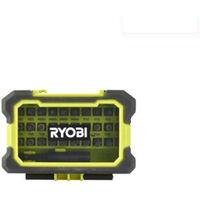 Coffret RYOBI 31 accessoires de vissages spécial impact RAK31MSDI