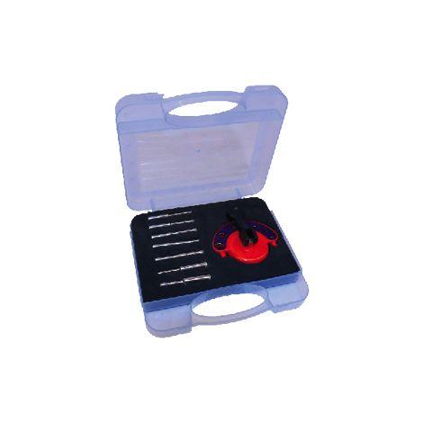 Coffret Startline foret couronne carrelage & céramique DIAM IND - 8 pièces - SG-1000