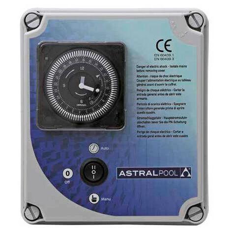 Coffret surpresseur Monophasé de Astralpool - Coffret électrique