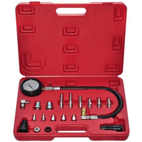 Coffret testeur de compression 20 pièces moteur diesel
