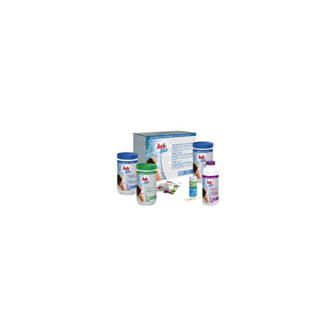 Coffret Traitement A L Oxygene Actif Hth Spa K800415ha