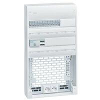 Coffret VDI 2 rangées 36 modules + platine Grade 3TV (TN435)