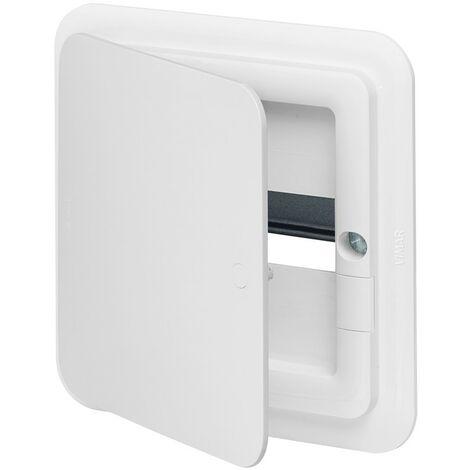 Coffret vimar encastré 8 modules DIN IP40 avec porte blanche VIMV53108.B