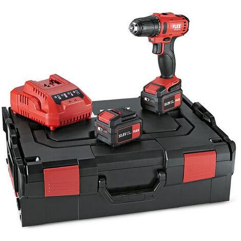 Coffret visseuse/perceuse DD 2G 10.8-LD - 10,8V - 17/34 Nm - Flex