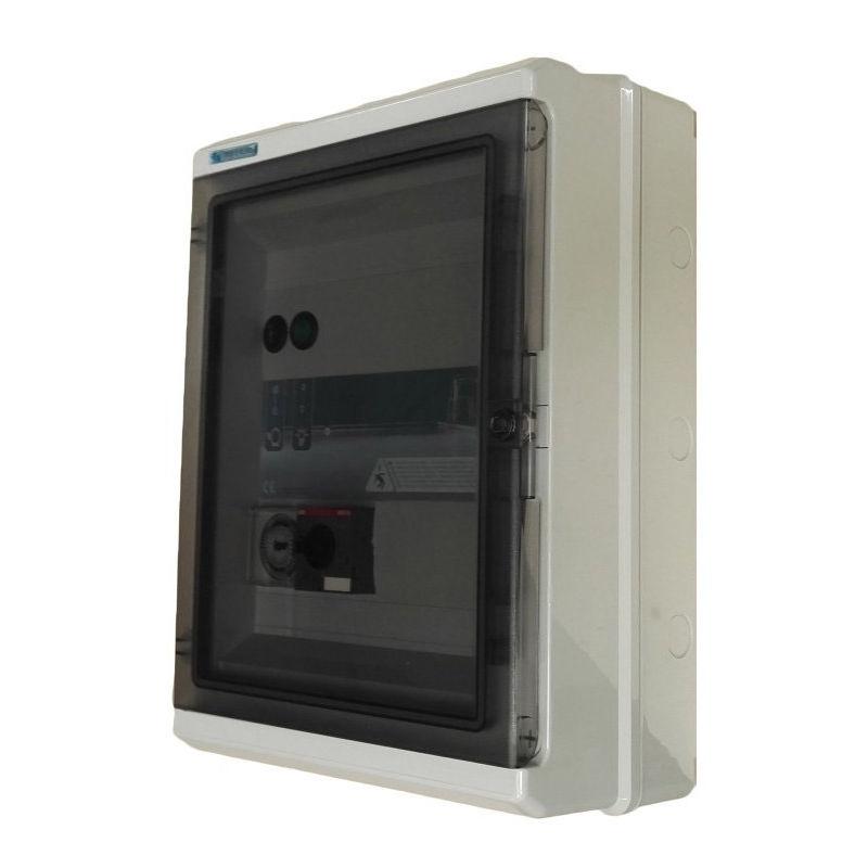 Coffrets Panorama - Coffret électrique: Filtration + Transfo 600 VA - CCEI