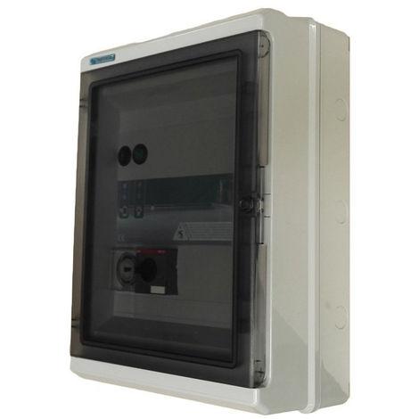 Coffrets Panorama - Coffret électrique: Filtration + Transfo 600 VA