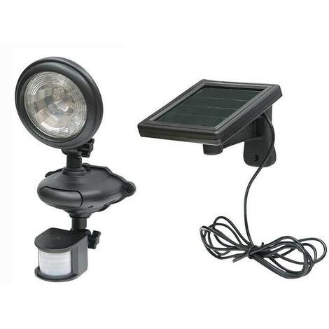 Incroyable COGEX Lampe solaire de sécurité avec détecteur de mouvement VS-61