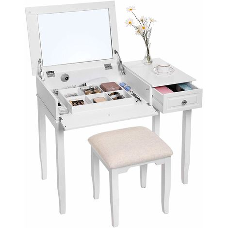 Finding the right size and features for your dressing table