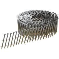 Coil Ring Nails FAC Series for N71, N75, N80, N89