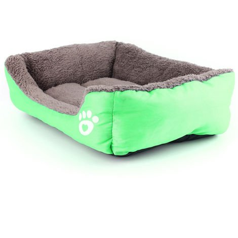 Cojín cesta green winter house para perros y gatos LAVENTE