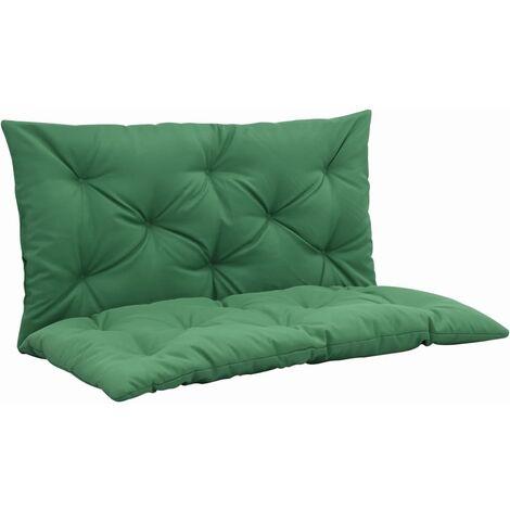 Cojín para balancín verde 100 cm
