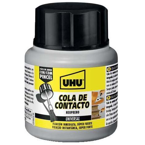 Cola de contacto 400 ml con pincel Neopreno UHU