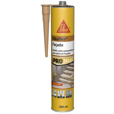 Cola de masilla elástica SIKA Sikaflex Façade - Tu piedra - 300ml