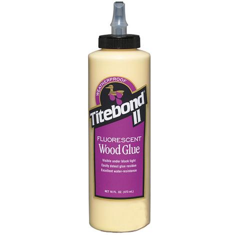 Cola fluorescente Fluorescent Wood Glue Titebond