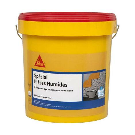 Cola para azulejos de cocina y baño SIKA SikaCeram - 15kg