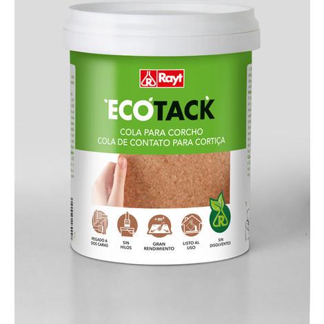 Cola Para Corcho Ecotack 1 KG - RAYT - 1890-09