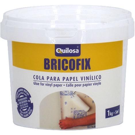 Cola para papel vinílico Bricofix Quilosa