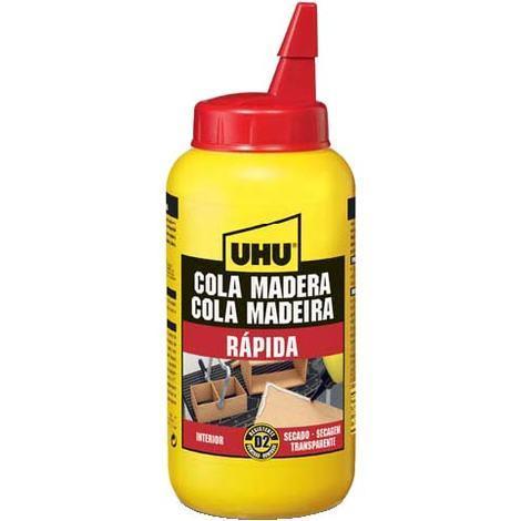 Cola rápida para madera 750 g D2 UHU