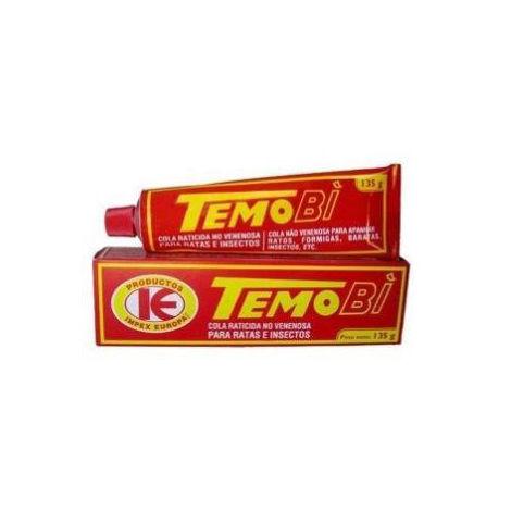 Cola TEMOBI 135g atrapa insectos y todo tipo de roedores
