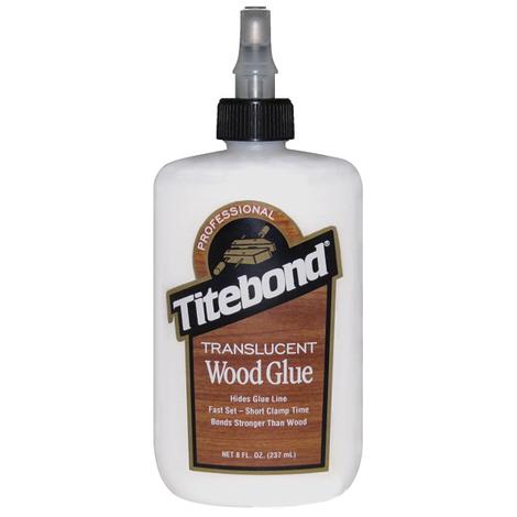 Cola transparente Translucent Wood Glue Titebond