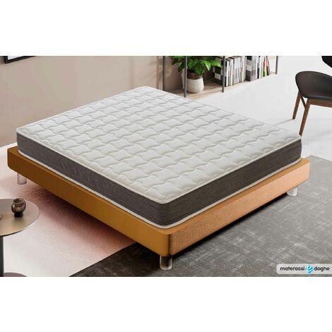 colchón de espuma de agua - 7 zonas diferenciadas - alta densidad
