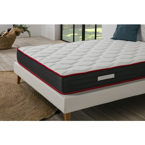 Colchón Visco-elastico Ergo-confort, 22cm