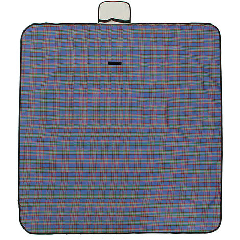 colchoneta de picnic al aire libre impermeable extra grande Manta de viaje para mascotas 150 * 150 cm LAVENTE