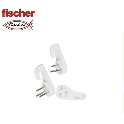 Colgador 3 Puntas Fast&Fix 4Und - NEOFERR