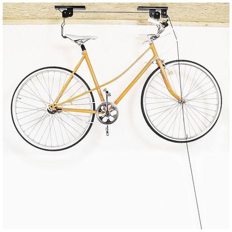Colgador de bicicletas para techo