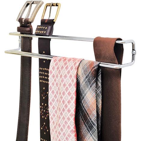 Colgador para corbatas y cinturones WENKO