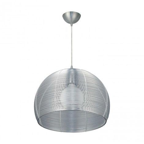 Colgante aluminio E27 (grande) Ø 40 cm