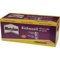 Colla in Polvere per Parati Leggeri e Pesanti Sichozel Henkel 125Gr