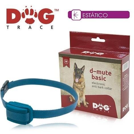 Collar Antiladridos Dogtrace D-Mute Basic sumergible apto para todas las razas medianos y pequeños, Auto Ajustable