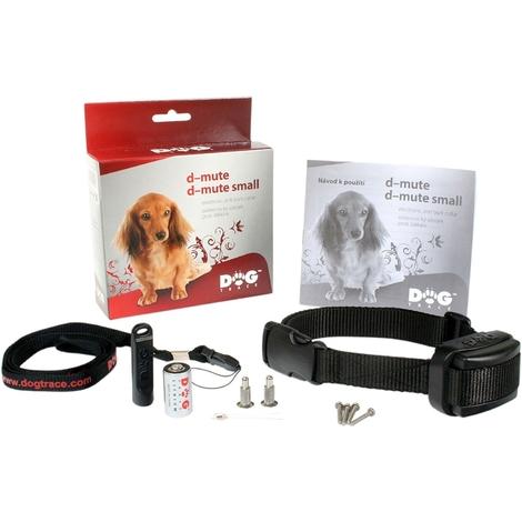 Collar Antiladridos sumergible apto para todas las razas y tamaños, 6 Modos de ajuste, Dogtrace D-Mute