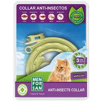 Collar antiparasitario natural MENFORSAN para gatos