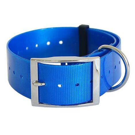 Collar de Poliuretano para perros, de 38 mm, alta resistencia y calidad, disponible en varias opciones